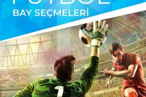 Sinop Üniversitesi Futbol Bay Seçmeleri