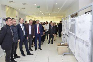 Sinop Üniversitesi Güney Kampüs Alanı Projesi Sergilendi