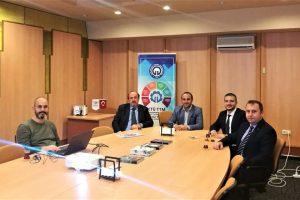 Üniversitemizden Karadeniz Teknik Üniversitesine Ziyaret