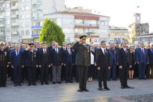 Gazi Mustafa Kemal Atatürk, Vefatının 81. Yıl Dönümünde Anıldı