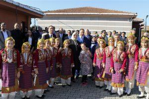 """Bakan Sayın Zehra Zümrüt SELÇUK  """"Bugün Fidan, Yarın Nefes"""" Kampanyası İçin Sinop'ta"""