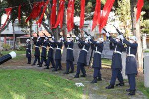 Sinop Deniz Şehitleri Saygıyla Anıldı