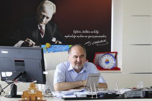Rektörümüz, TRT Trabzon Radyosu'nda Üniversitemizi Anlattı