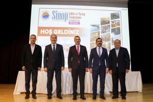 Sinop Kültür ve Turizm Sempozyumu İlçelerde Yapılan Oturumlarla Sona Erdi