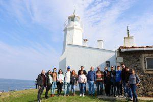 Sinop Kültür ve Turizm Sempozyumu'na Katılan Misafirler, Sinop'u Gezdi